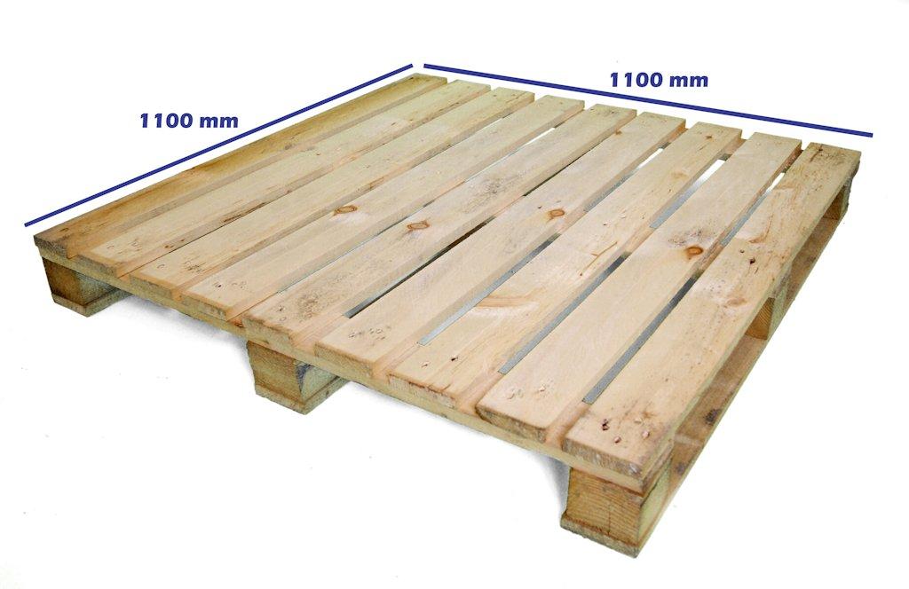 Otros palets de madera palet 1100 x 1100 reciclado - Madera de palet ...