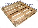 Palets de madera nimf15 y palets de pl stico transportes - Cuanto cuesta un palet de madera ...